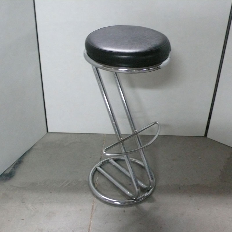 Superb Black Nickel Stool Caraccident5 Cool Chair Designs And Ideas Caraccident5Info
