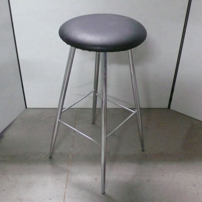 Excellent Black Stool Caraccident5 Cool Chair Designs And Ideas Caraccident5Info