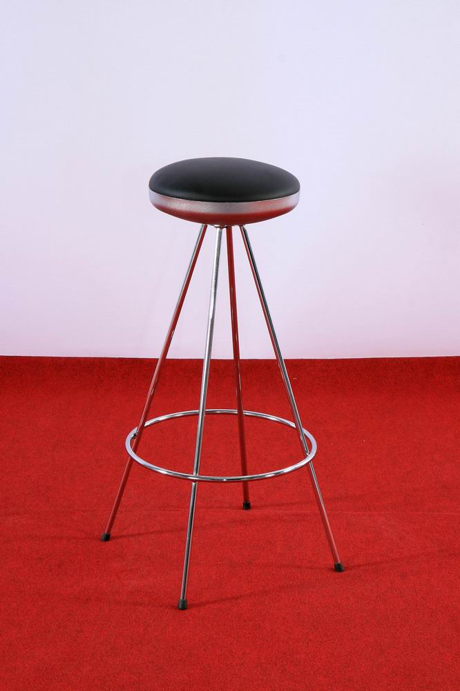 Wondrous Black Stool Caraccident5 Cool Chair Designs And Ideas Caraccident5Info