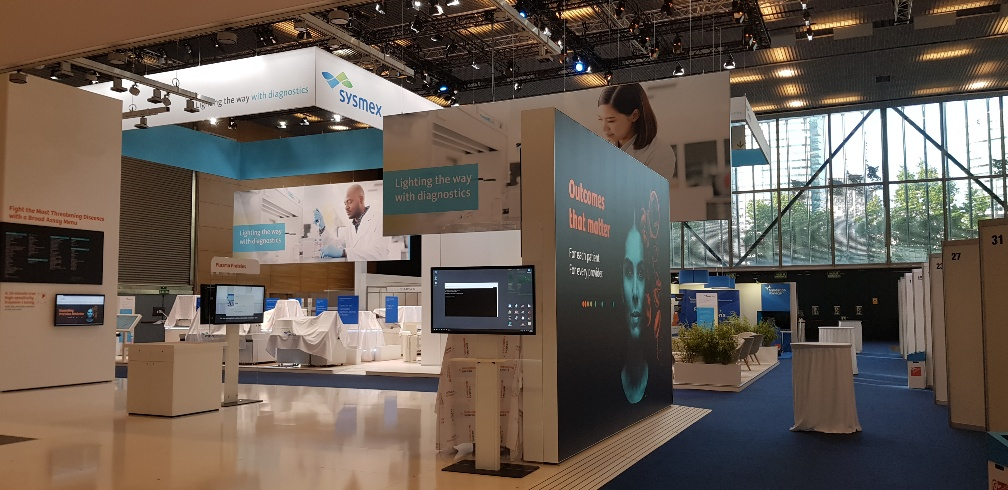 Vision gets appraised for services at EuroMedLab 2019, Barcelona